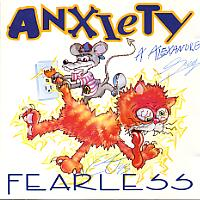 [Anxiety Fearless Album Cover]