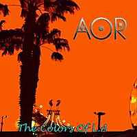 [AOR The Color of L.A. Album Cover]