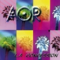 AOR L.A .Concession Album Cover