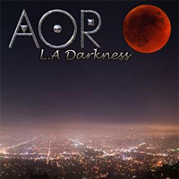 [AOR L.A. Darkness Album Cover]