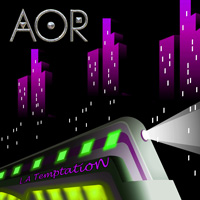 [AOR L.A. Temptation Album Cover]