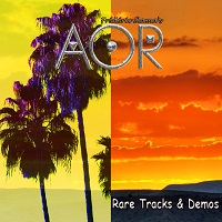 [AOR Rare Tracks And Demos Album Cover]