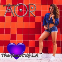 [AOR The Heart of L.A. Album Cover]