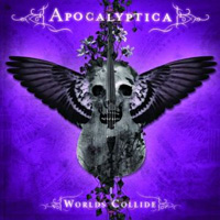 [Apocalyptica Worlds Collide Album Cover]