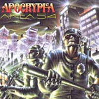 [Apocrypha Area 54 Album Cover]
