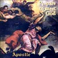 Apostle Prepare To Meet God Album Cover