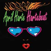 April Harte Hartebeat Album Cover