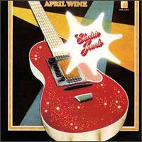 [April Wine Electric Jewels Album Cover]