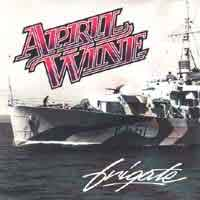 [April Wine Frigate Album Cover]