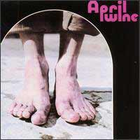 [April Wine April Wine Album Cover]