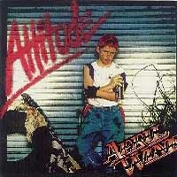 [April Wine Attitude Album Cover]