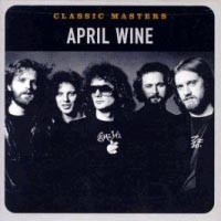 [April Wine Classic Masters Album Cover]