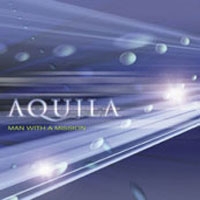 [Aquila Man With a Mission Album Cover]