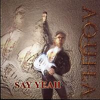 [Aquila Say Yeah Album Cover]