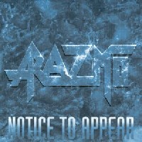 [Arazmo Notice To Appear Album Cover]