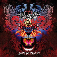Arcana Kings Lions as Ravens Album Cover