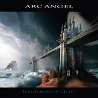 [Arc Angel Harlequins of Light Album Cover]