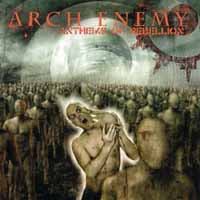[Arch Enemy Anthems Of Rebellion Album Cover]