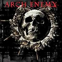[Arch Enemy Doomsday Machine Album Cover]