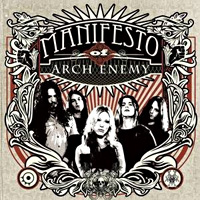 [Arch Enemy Manifesto of Arch Enemy Album Cover]