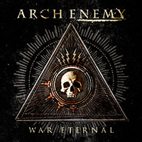 [Arch Enemy War Eternal Album Cover]