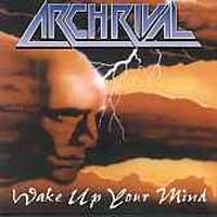 [Arch Rival Wake Up Your Mind Album Cover]