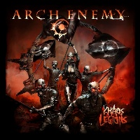 [Arch Enemy Khaos Legions Album Cover]