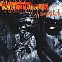[Arcturus La Masquerade Infernale Album Cover]