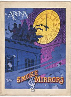 [Arena Smoke and Mirrors Album Cover]