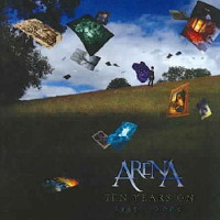 [Arena Ten Years On 1995 - 2005 Album Cover]