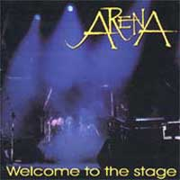 [Arena Welcome To The Stage Album Cover]