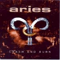 [Aries Crash and Burn Album Cover]