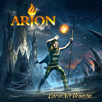 Arion Life Is Not Beautiful Album Cover