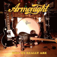 [Armonight Who We Really Are Album Cover]
