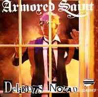 [Armored Saint Delirious Nomad Album Cover]