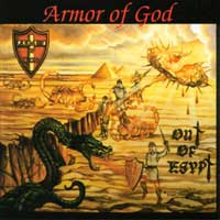[Armor of God Out of Egypt Album Cover]