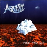 [Arrest Fire And Ice Album Cover]