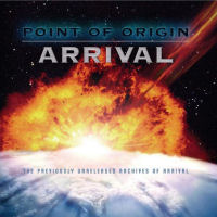 Arrival Point Of Origin Album Cover