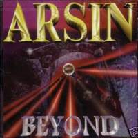 [Arsin Beyond Album Cover]