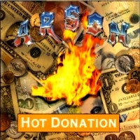 [Arson Hot Donation Album Cover]