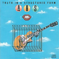 [Atlanta Rhythm Section Truth in a Structured Form Album Cover]