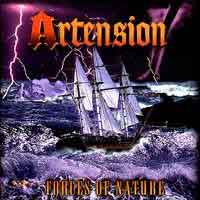 Artension Forces of Nature Album Cover