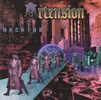 [Artension Machine Album Cover]
