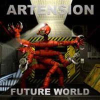 [Artension Future World Album Cover]