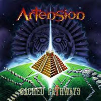 [Artension Sacred Pathways Album Cover]