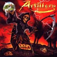 [Artillery B.A.C.K. Album Cover]