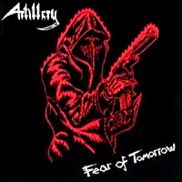 [Artillery Fear of Tomorrow Album Cover]