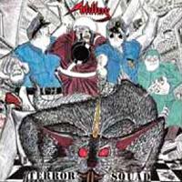 [Artillery Terror Squad Album Cover]