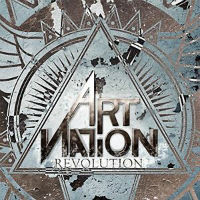 [Art Nation Revolution Album Cover]