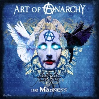 [Art Of Anarchy The Madness Album Cover]
